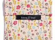Keep Leaf herbruikbare boterhamzakjes Baggie L Bloom
