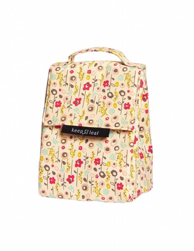 Keep Leaf lunchbag Bloom
