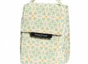 Keep Leaf lunchbag Geo