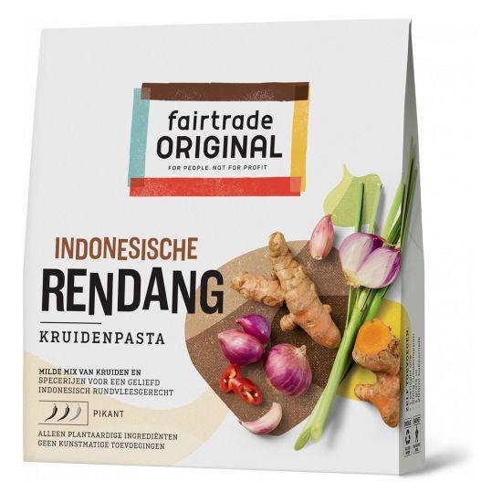 Fairtrade original Indonesische Rendang Kruidenpasta