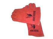 Valhal lederen handschoenen