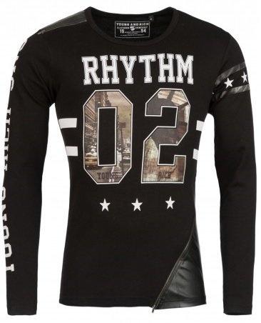 Young & Rich Longsleeve 02 Rhythm