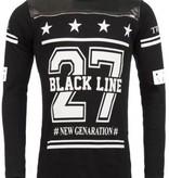 ReRock Longsleeve Leather Black Line 27