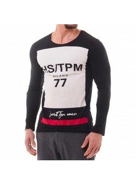 TPM Longsleeve HS/TPM Black