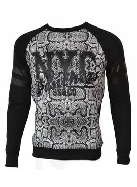 Soul Star Sweater NYC Panthers