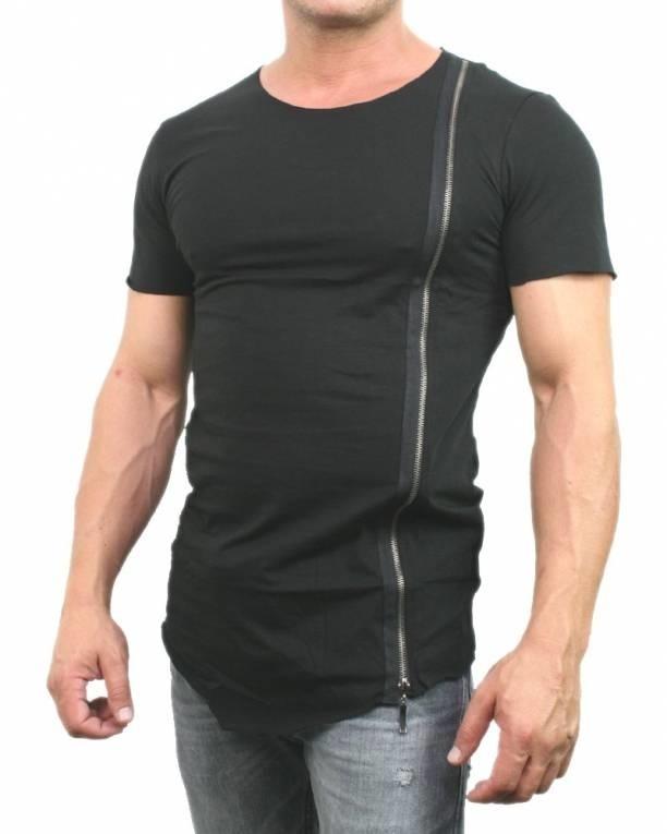 Young & Rich T-shirt Long Zip