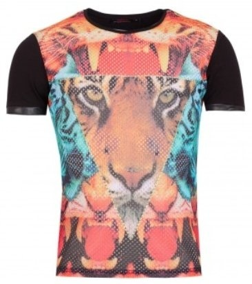 ReRock T-shirt Tiger