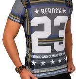 ReRock T-shirt 23 Grey