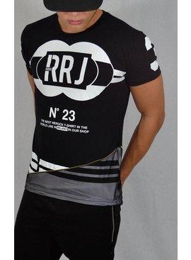 ReRock T-shirt RRJ Black (S/M/L)