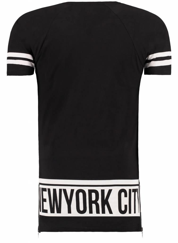 Blackrock T-shirt NYC Black