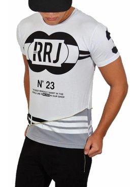 ReRock T-shirt RRJ White (S/M/L/XL)