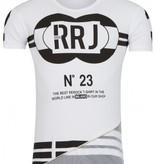 ReRock T-shirt RRJ White