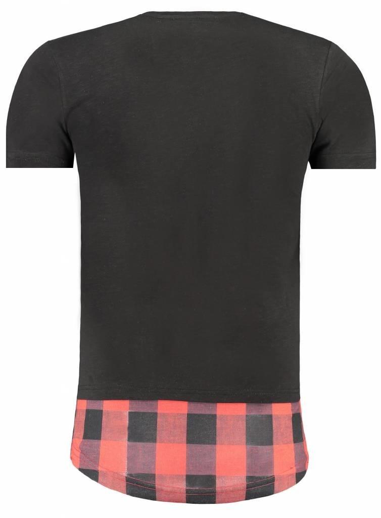Blackrock T-shirt Lucky 00 Black