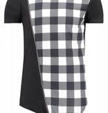 Blackrock T-shirt Black & White