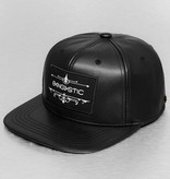 Bangastic Snapback Valentino Leather Look