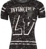 ReRock T-shirt Invincible Black