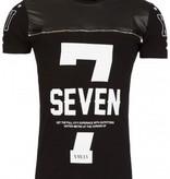 ReRock T-shirt 7 Black