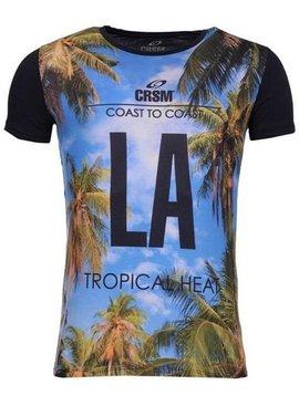 Carisma T-shirt LA Black (M/L)