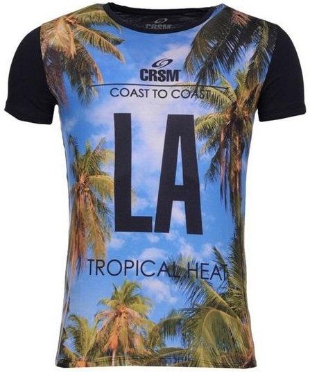 Carisma T-shirt LA Black