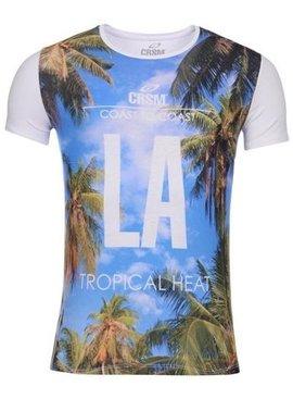 Carisma T-shirt LA White (S/M/L)