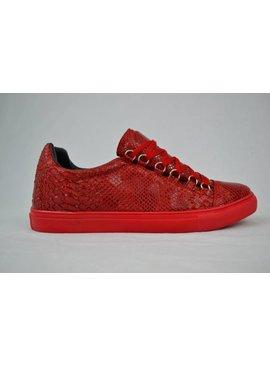 Tamboga Low Sneaker Croc Red (Maat 41/42)