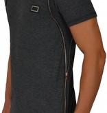 Leif Nelson T-shirt Side Zip