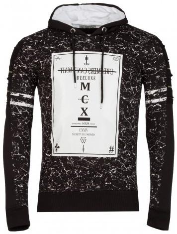 ReRock Trui MCX Zwart