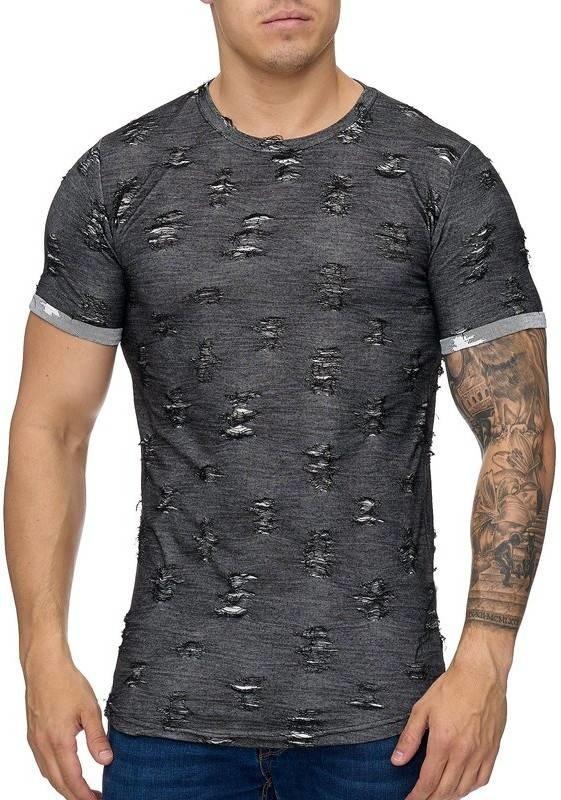 T-shirt Ripped Grey