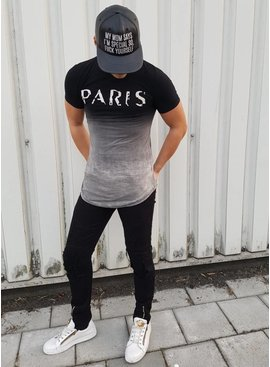 T-shirt Paris (Maat XS/S)