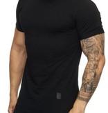 T-shirt Slim Fit Black BR9010