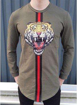 Longsleeve Tiger