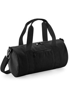 Kleine premium weekend tas zwart
