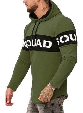Trui | Slim-Fit | Squad | Groen | G11229