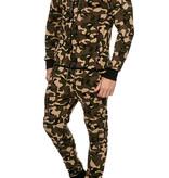 Camouflage Trainingspak Khaki