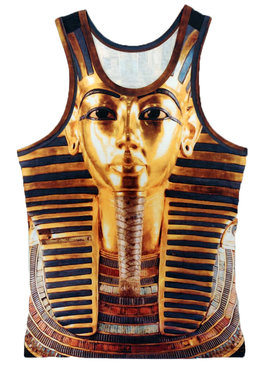 Tank Top Gold Sphinx