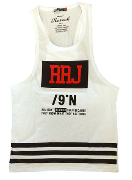 Tank Top RRJ Wit