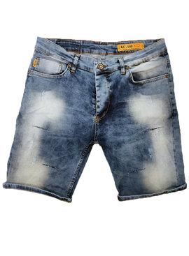 Korte Broek | Jeans | Ripped (t/m maat 38)