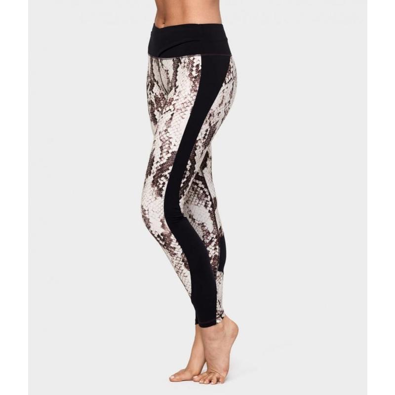 Wrap Up Print Legging in der Farbe  Sidewinder