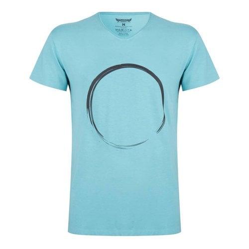 Renegade Guru Yoga Männer Shirt Moksha Zen in der Farbe Sea Green