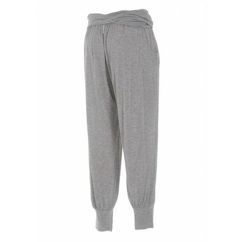 DEHA Yoga Harem Pants in den Farben grau meliert und schwarz