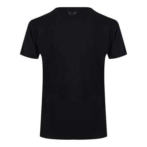 Renegade Guru Yoga Männer Shirt Moksha Zen in der Farbe Schwarz