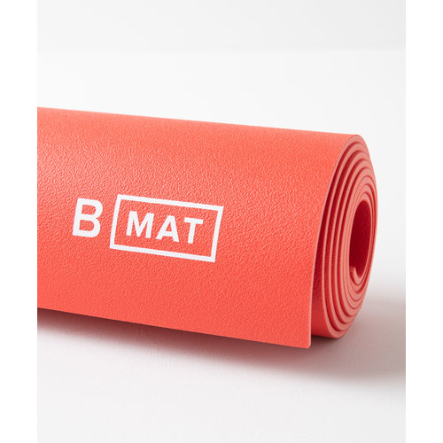 B-Yoga B Mat Everyday in der Farbe Sunrise Red