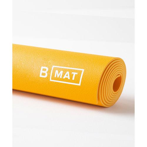 B-Yoga B Mat Traveller in der Farbe Saffron