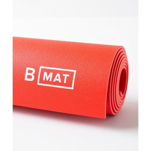 B-Yoga B Mat Everyday Long in der Farbe Sunrise Red