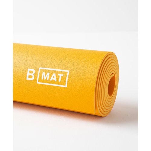 B-Yoga B Mat Everyday Long in der Farbe Saffron