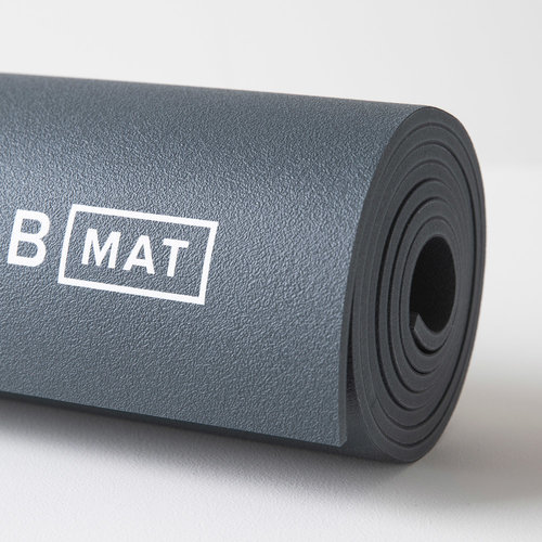 B-Yoga B Mat Strong in der Farbe Charcoal