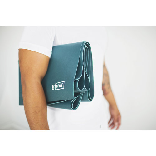 B-Yoga B Mat Traveller in der Farbe Ocean Green