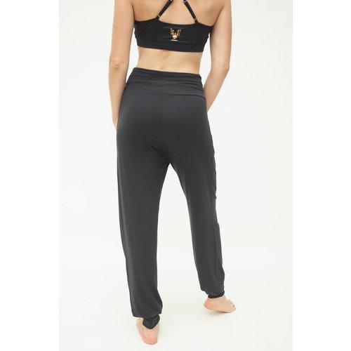 Kismet Yogastyle Padmini Yoga Pant in der Farbe Anthrazit