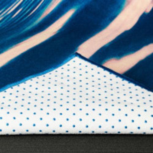 Manduka Manduka Towel Yogitoes  Print Waves