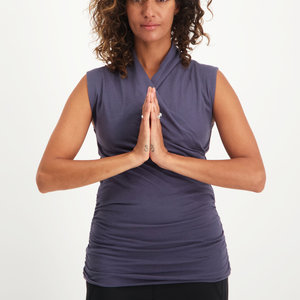 Urban Goddess Yoga Top Good Karma